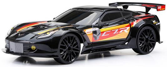 Машинка на радиоуправлении NEW BRIGHT Corvette C7R пластик от 6 лет черный