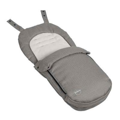 Комплект Teutonia: мешок-конверт + накидка на прог. блок Summer Footmuff+Windshield (цвет 6145)