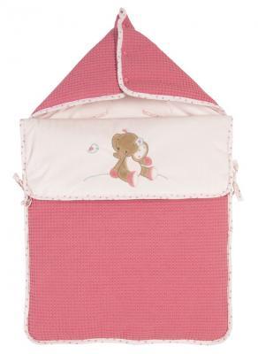 Конверт для автокресла Nattou Charlotte & Rose Жираф и Слоник (655514) бортики в кроватку nattou charlotte