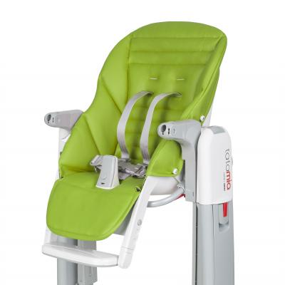 Сменный чехол Esspero для стульчика Peg-Perego Tatamia/Siesta Leatherette (green)