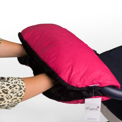 Муфта для рук на коляску Esspero Rays (pink)