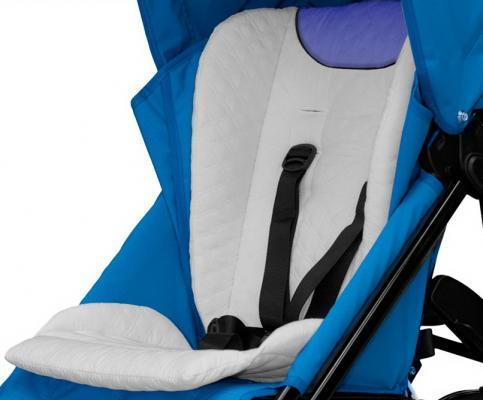 Матрас в детскую коляску Esspero Stotte (white/navy)