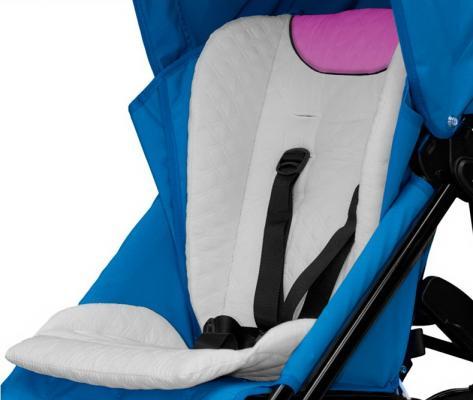 Матрас в детскую коляску Esspero Stotte (white/pink)