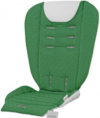 Матрас в детскую коляску Esspero Stotte (green/white)