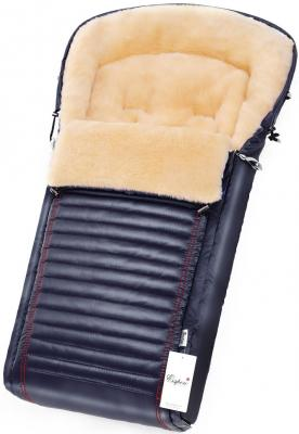 Конверт в коляску Esspero Lukas (натуральная 100% шерсть/cosmic)