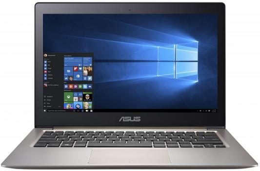 Ноутбук ASUS Zenbook UX310UQ-FC203T 13.3 1920x1080 Intel Core i3-6100U 90NB0CL1-M03000