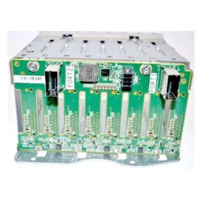 все цены на Плата объединительная HP DL560 Gen9 Bay2 8SFF Cage Kit 795084-B21