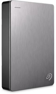 Внешний жесткий диск 2.5 USB 3.0 5Tb Seagate Backup Plus серебристый STDR5000201 внешний жесткий диск 2 5 usb 3 0 5tb seagate backup plus portable красный stdr5000203