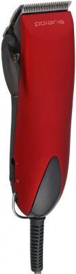 Машинка для стрижки волос Polaris PHC 2501 красный машинка для стрижки волос polaris 2502rc