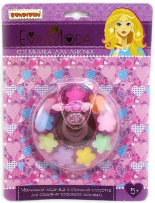 Игровой набор BONDIBON Eva Moda bondibon набор детской декоративной косметики eva moda вв1748