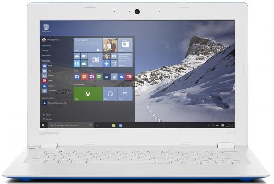 "Ультрабук Lenovo IdeaPad 100S-11IBY 11.6"" 1366x768 Intel Atom-Z3735F 80R200EGRK"