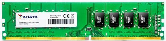 Оперативная память 8Gb PC4-19200 2400MHz DDR4 DIMM A-Data CL17 AD4U240038G17-B