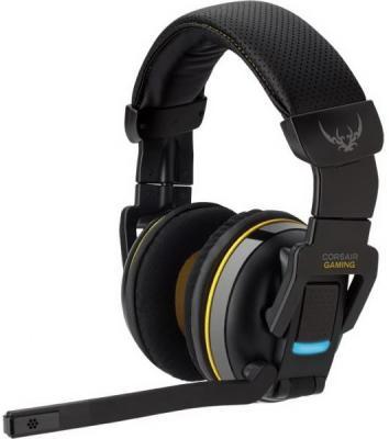 Игровая гарнитура проводная Corsair Gaming VOID Surround Hybrid Stereo черный CA-9011146-EU