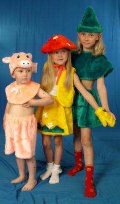 Карнавальный костюм Костюмы Гриб в ассортименте карнавальные костюмы rio карнавальный костюм флорелина