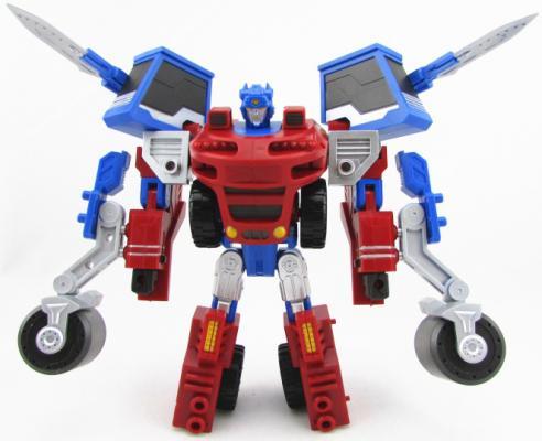 Робот-трансформер Shantou Gepai 30 см  806-A