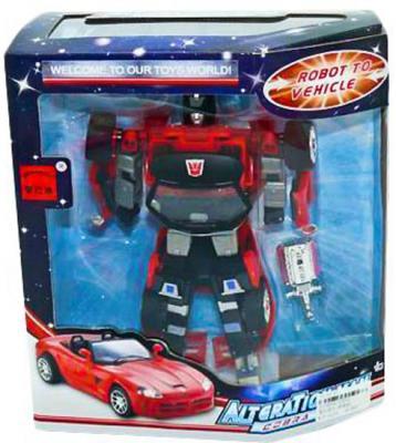Робот-трансформер Shantou Gepai 625476