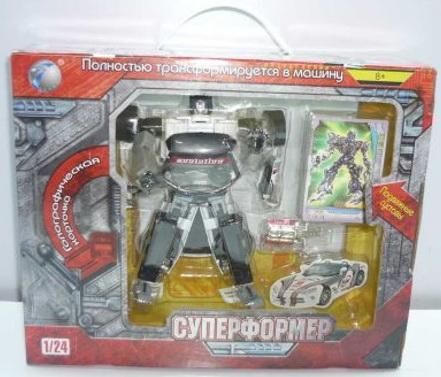 Робот-трансформер Shantou Gepai Суперформер