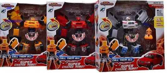 Робот-трансформер Shantou Gepai 26 см со звуком светящийся 9-13 робот трансформер shantou gepai 26 см со звуком светящийся 9 13