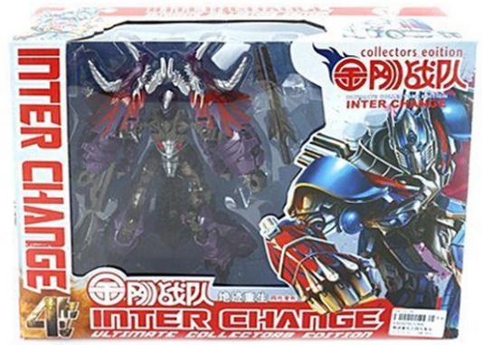 Купить Робот-трансформер Shantou Gepai Робот-дракон 629332, Игрушки Роботы