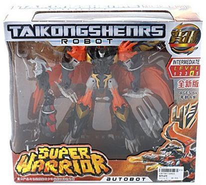 Робот-трансформер Shantou Gepai Робот-дракон 629331 29 см
