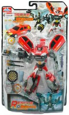 Робот-трансформер Shantou Gepai Rescue Brigade  10807B