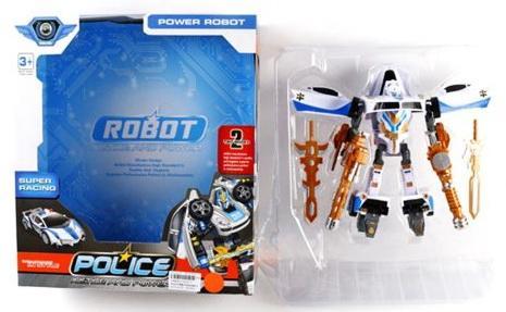 Робот-трансформер Shantou Gepai Полиция  L015-7