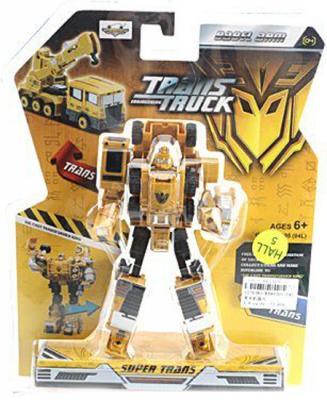 Робот-трансформер Shantou Gepai Строительная техника 629319