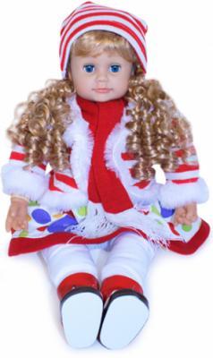 Кукла Shantou Gepai Ангелина поющая говорящая сенсор