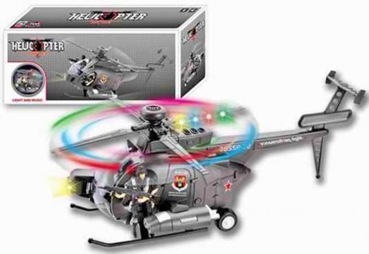 Вертолет эл. Shantou Gepai свет, звук, коробка, эл.пит.не вх.в 92286