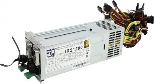 БП ATX 1200 Вт Procase IR21200 цена 2017
