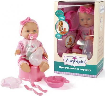 """Пупсы Mary Poppins """"Пью и писаю"""" в коробке (девочка) 45149"""
