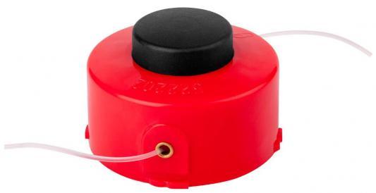 """Катушка Зубр для триммера с леской """"круг"""" полуавтомат для ЗТЭ-350 max диаметр лески 1.6мм в сборе 70115-1.6"""