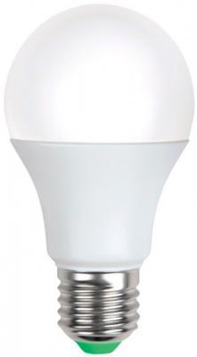 Лампа светодиодная груша Perfeo PF-A60 E27 7W 3000K