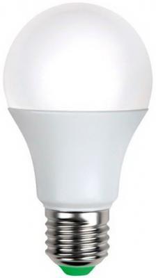 Лампа светодиодная груша Perfeo PF-A60 E27 9W 3000K