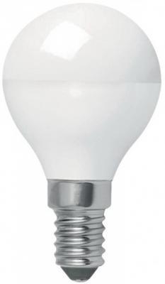 Лампа светодиодная шар Perfeo PF-G45 E14 7W 3000K