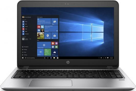 Ноутбук HP ProBook 450 G4 (Y8A52EA) ноутбук hp probook 470 g4 y8a82ea y8a82ea