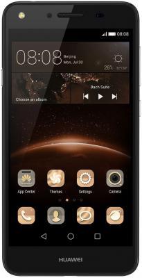 "Смартфон Huawei Y5 II черный 5"" 8 Гб Wi-Fi GPS 3G"