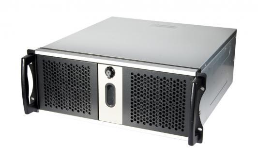 Серверный корпус 4U Chenbro RM42300H0112187 Без БП чёрный