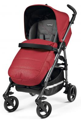 Коляска-трость Peg-Perego Si Completo (bloom red)