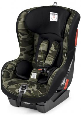 Автокресло Peg-Perego Viaggio 1 Duo-Fix K (camo green) автокресло peg perego primo viaggio sl tri fix geo red