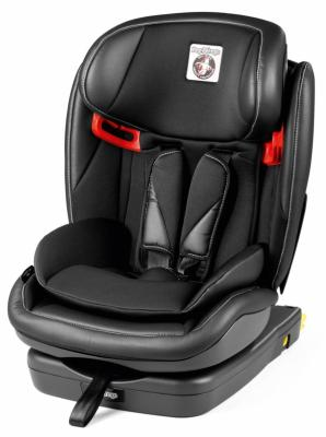 Автокресло Peg-Perego Viaggio 1-2-3 Via (licorice) автокресло peg perego viaggio 2 3 shuttle crystal black