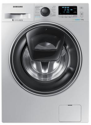 Стиральная машина Samsung WW70K62E00SDLP серебристый стиральная машина siemens wm 10 n 040 oe