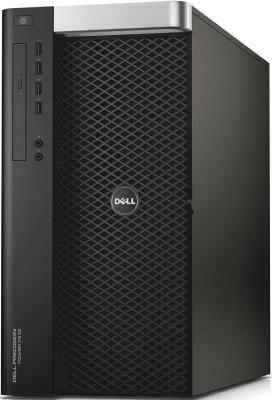 Рабочая станция DELL Precision T7910 (210-ACYX-2) компьютер dell precision t7910 xeon e5 2637 v3 8gb 500gb hdd nvs 310 win10pro 210 acyx 2