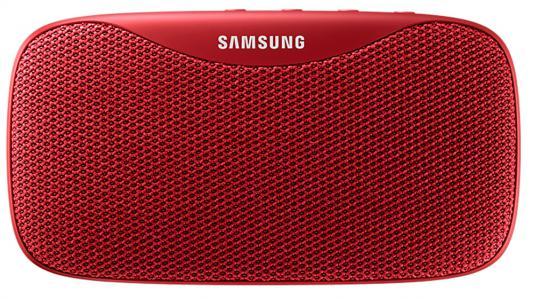Портативная акустика Samsung Level Box Slim EO-SG930 Bluetooth красный