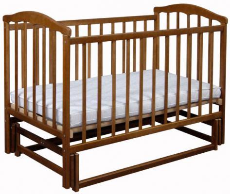 Кроватка с маятником Наполеон Чайка маятник поперечный, без ящ. 800165