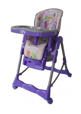 Стульчик для кормления Barty GI-7 (фиолетовый)