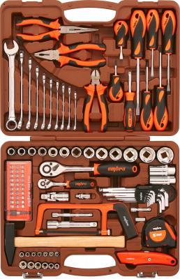 Набор инструментов Ombra OMT101S 101шт набор инструментов ombra omt131s 131 предмет