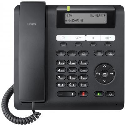 Телефон IP Siemens Unify OpenScape CP200 L30250-F600-C426 цена и фото