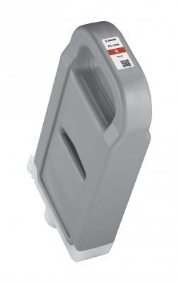 Картридж Canon PFI-1700 для Canon imagePROGRAF Pro-2000 Pro-4000 Pro-4000S Pro-6000S красный 0783C001 цена