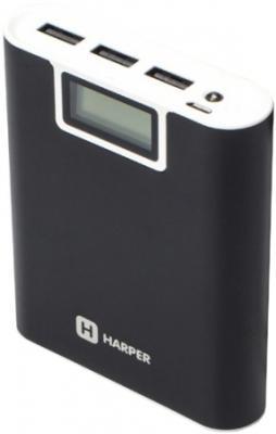 Внешний аккумулятор Harper PB-2010 10000 mAh черный